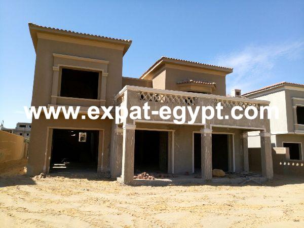 Villa Stand alone for sale in Swan Lake , Sheikh Zayed City , Giza , Egypt