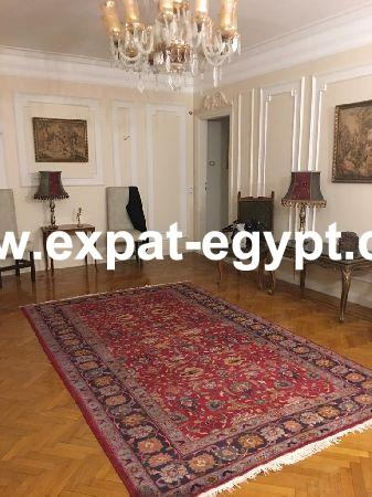 Overlooking Nile Apartment for rent in Agouza, Giza, Egypt