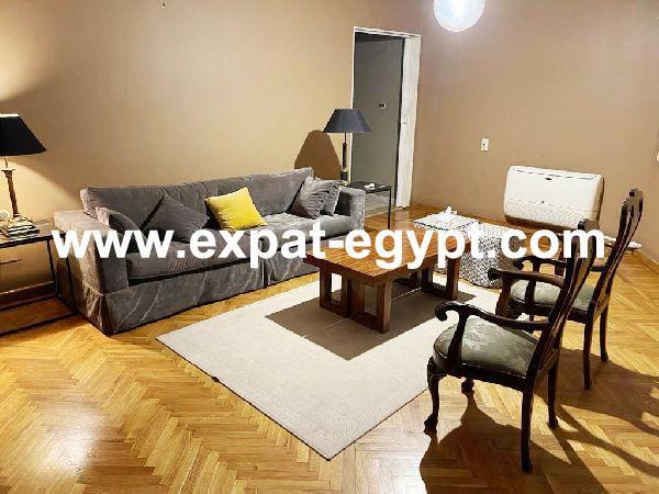 Egypt, Cairo, Zamalek,  Apartment for rent furnished
