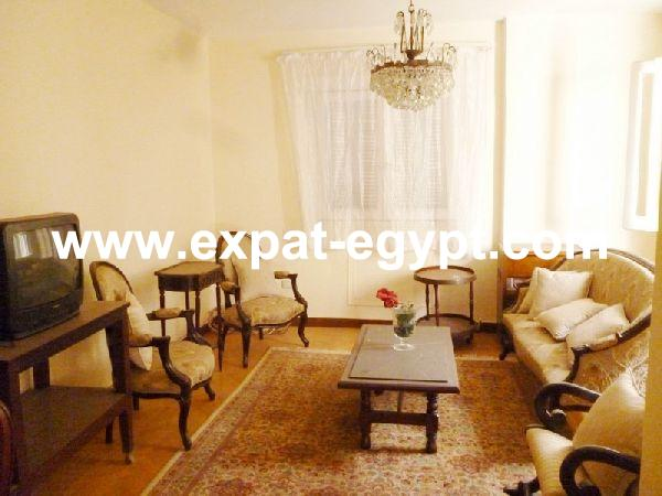 Cozy apartment for rent in Zamalek, Cairo, Egypt