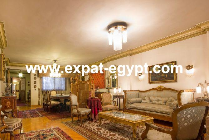 Apartment located in Mohandessine for rent & sale