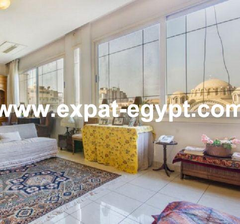 Elegant Classic apartment for rent in Heliopolis Korba area