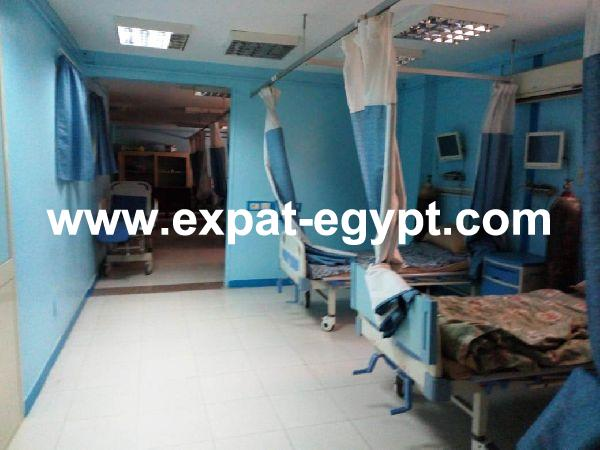 Medical center for Sale in Mohandeseen, Giza, Egypt