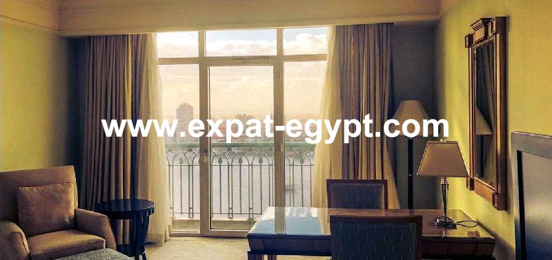 Apartment for sale in four seasons Nile Plaza hotel in Garden City, Cairo,