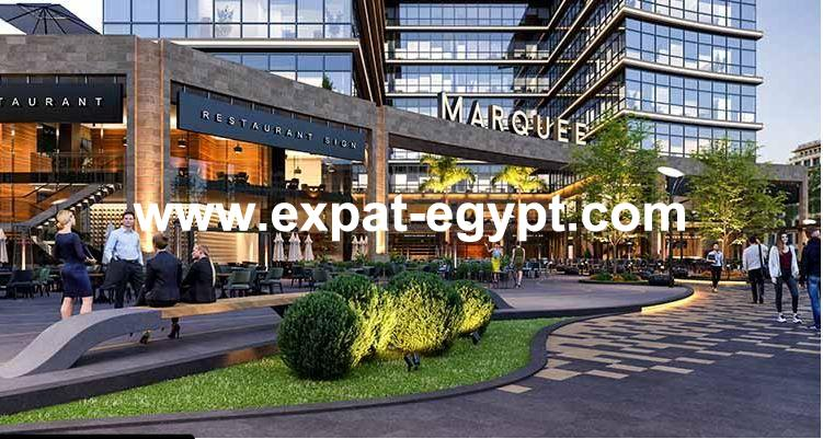 Office for sale in Marquee Mall, New Capital City, Cairo, Egypt
