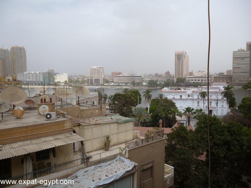 Zamalek Egypt  City pictures : Apartment for Rent in Zamalek, Cairo, Egypt