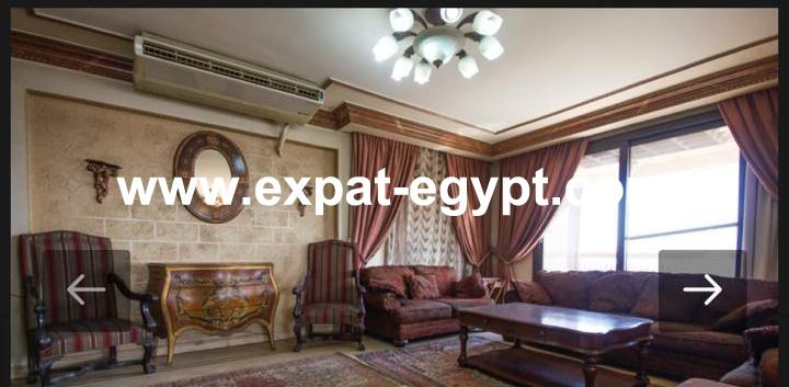 Spacious overlooking Nile apartment for sale in El Bahr el Azam, Giza, Egyp