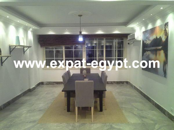 Apartment for rent in El Zamalek