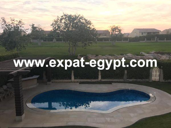 Luxury Villa in Rabwa compound for rent, Sheiekh Zayed, Giza, Egypt