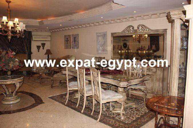 Luxury apartment for sale in El Mohandesen, Giza, Egypt