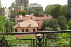 Zamalek 2 bedrooms with Amazing garden View for Rent