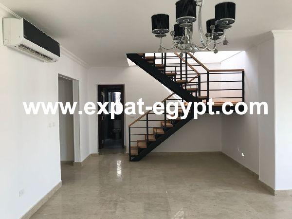 Penthouse for rent in Mirage Residences New Cairo, Egypt