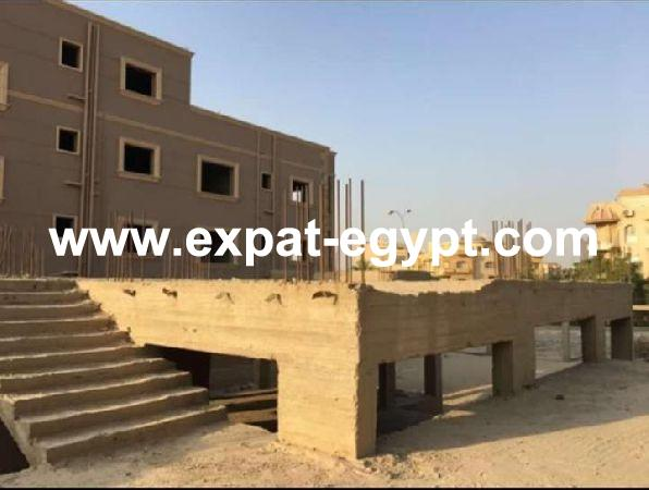 Villa under construction in 1st Touristic Village, El Momayaz District, 6th