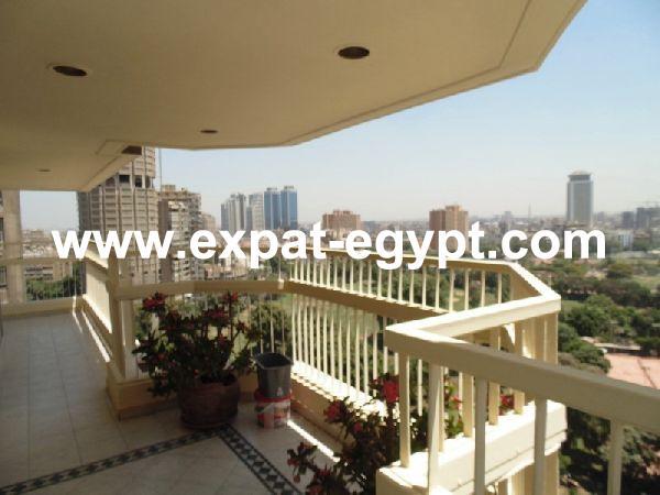 Luxury Apartment for Rent In Zamalek, Cairo, Egypt
