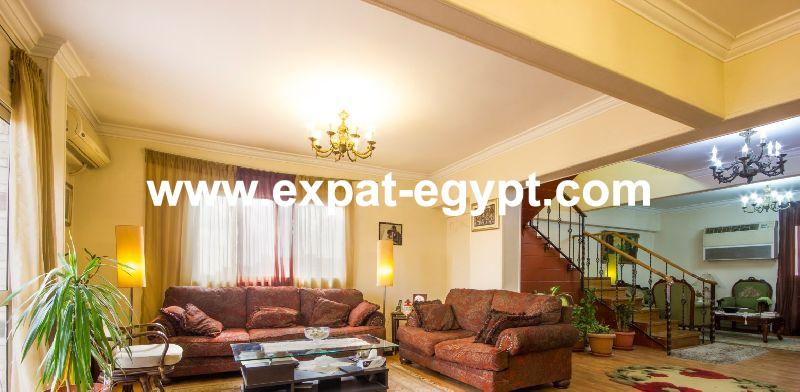 Duplex for sale in Down Town, Cairo, Egypt