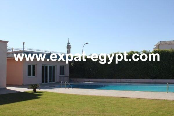 Villa Golf Solimania for sale, Cairo Alexandria Desert Road, Egypt