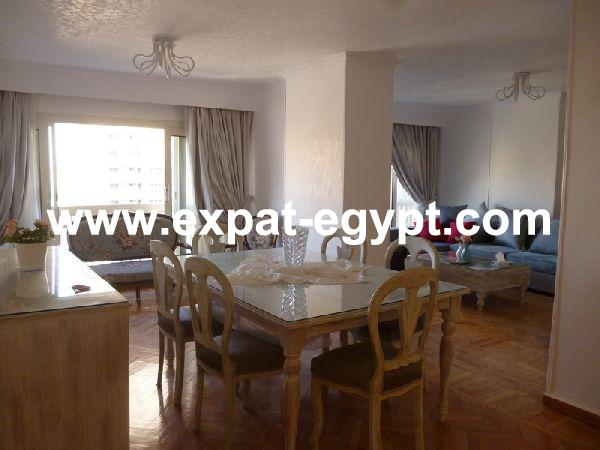 Modern furnished apartment for rent in zamalek, cairo, egypt