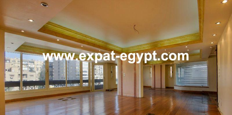 Luxury office space for rent in Heliopolis, Cairo, Egypt