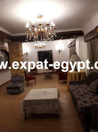 New furnished apartment for rent in Zamalek, Cairo, Egypt