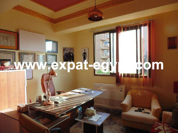 Office for sale in Zamalek, Cairo Egypt