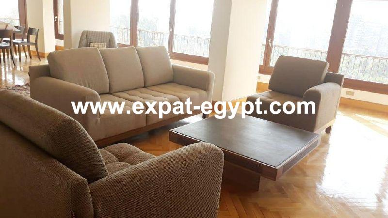 Apartment for Rent in Zamalek, Cairo, Egypt