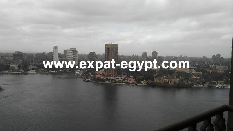 Four Seasons Nile Plaza apartment for sale in Garden City, Cairo, Egypt
