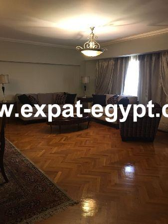 Modern fully furnished Apartment for rent in Agouza, Giza, Egypt