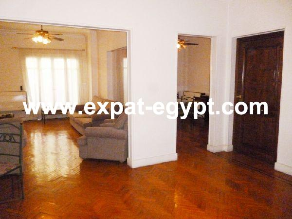 Apartment for sale in Zamalek, Cairo