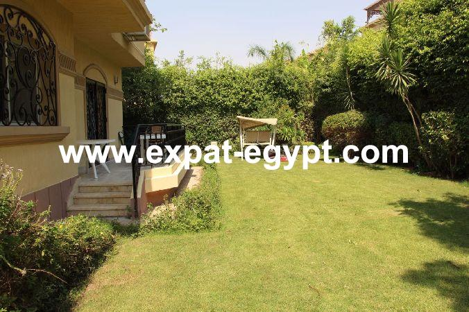Villa  for Rent in Rehab 2, New Cairo, Egypt