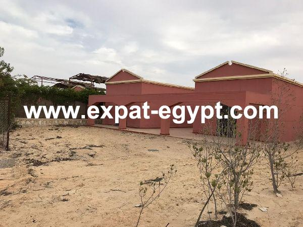 Villa for Sale in  Golf El Solimania. Cairo Alex Desert Road, Egypt
