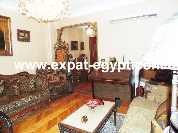 Apartment for sale in Zamalek, Cairo Egypt