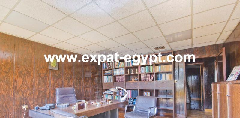 Office space for rent in Garden City, Cairo, Egypt