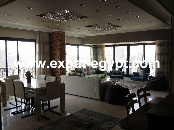Apartment for rent in Mohandsein, Cairo, Egypt