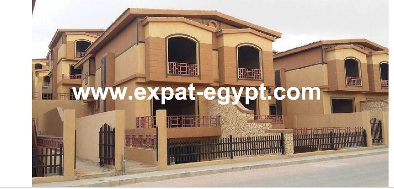 Villa for sale in Pyramids Walk, 6th of October City, Giza, Egypt
