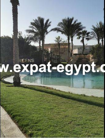 Twin Villa for Sale in  Greens 1, Sheikh Zayed, Egypt