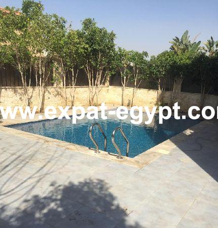 Villa for rent in Rayhana, 6th October, Egypt