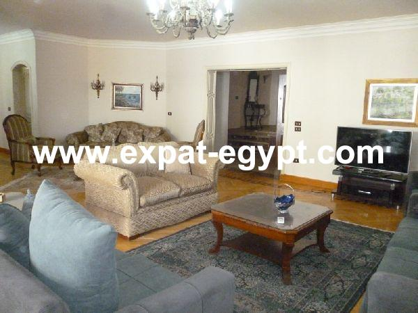 Penthouse for rent in Mohandsein, Giza, Egypt
