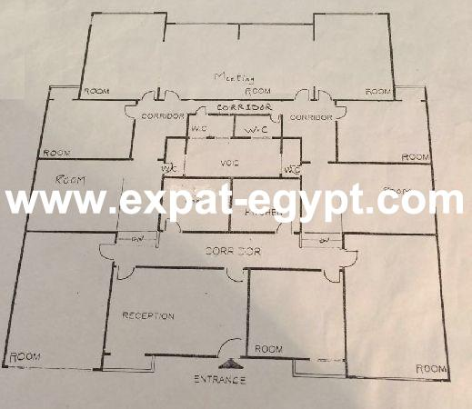 Office for Sale in Zamalek, Cairo, Egypt