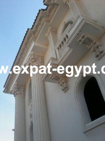 Villa stand alone for sale in Shrouk City 2, Cairo , Egypt