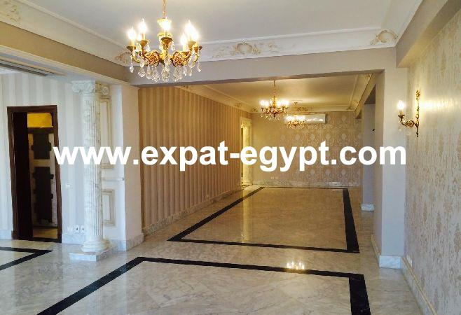 A great opportunity luxury apartment for rent in Dokki, Giza