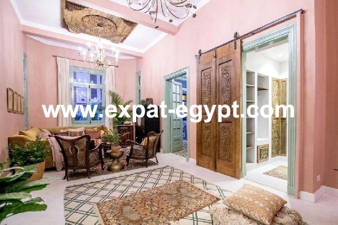Apartment for rent in Down Town, Cairo, Egypt