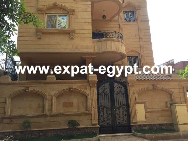 Luxury Villa for sale in Garana Farm , Cairo Alex Road , Giza , Egypt .