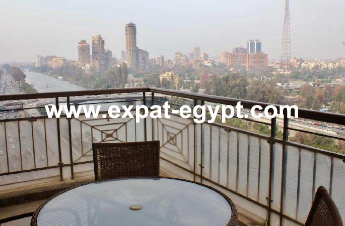 Luxury Apartment for Rent In Agouza, Giza, Egypt
