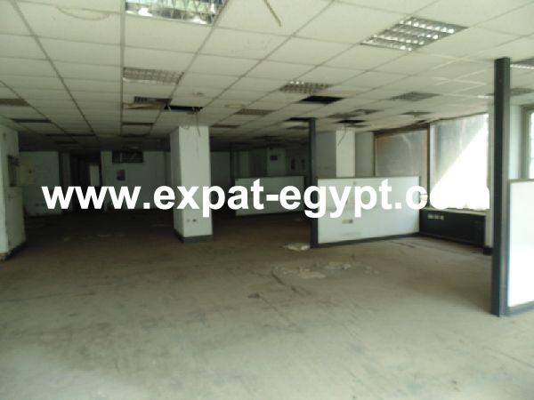 Administrative office for sale in Zamamlek, Cairo, Egypt
