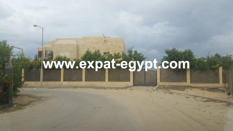 October, Giza Villa in Dream Land on golf, 6th of October, Giza, Egypt