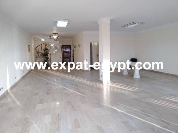 Penthouse for Sale in Zamalek, Cairo, Egypt