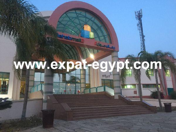 Shop for Rent in Rehab City, New Cairo, Egypt