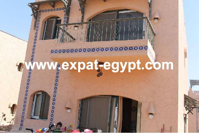 Modern Villa for sale in La Hacienda, Ras Sidur, South Sinai, Egypt