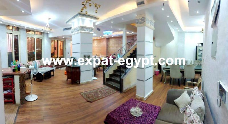 Duplex for sale in Choueifat, New Cairo, Egypt