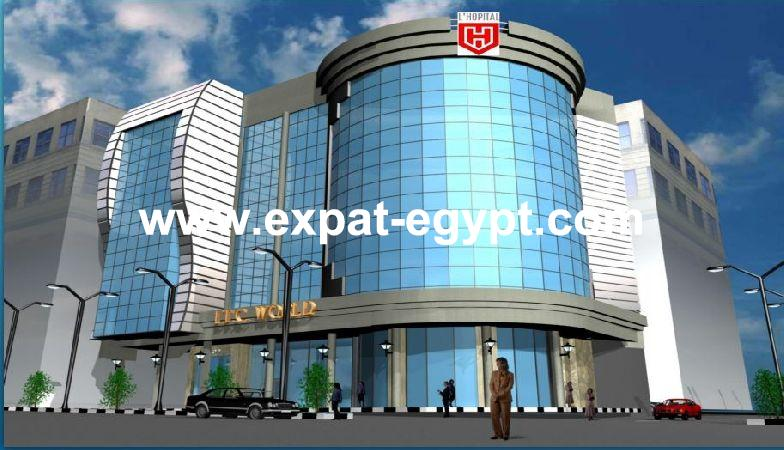 Hospital for Sale in Dokki, Cairo, Egypt